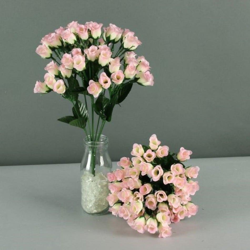 mini-bouquet-rose-artificielle