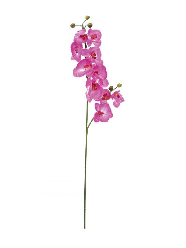 branche orchidee artificielle violette