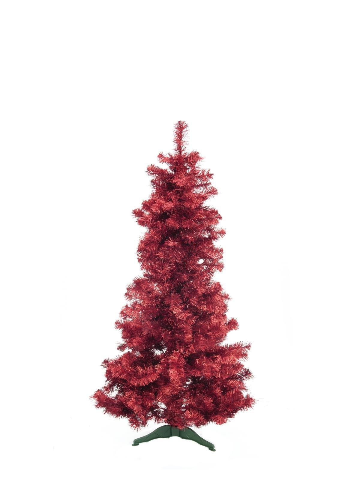 sapin-artificiel-rouge-180cm