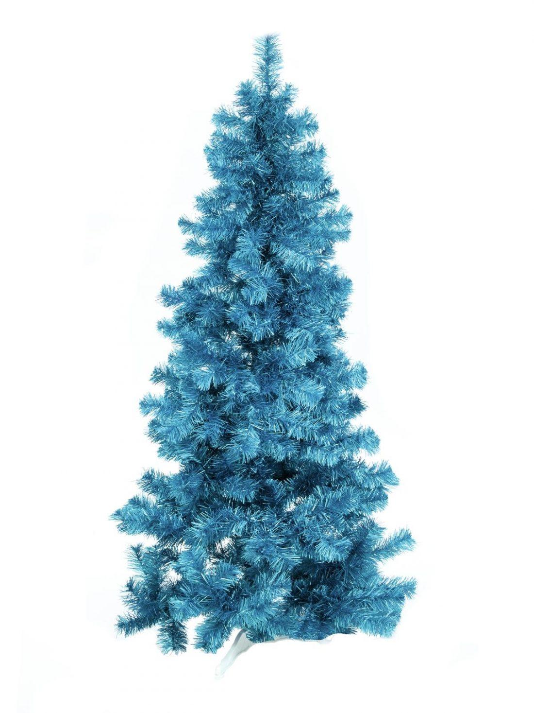sapin-artificiel-turquoise-210cm
