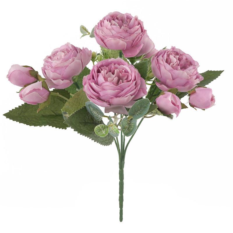 pivoines-artificielles-roses