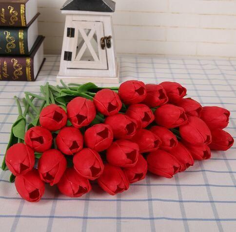 tulipe-artificiel-rouge